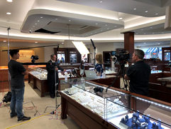 Levy Jewelers Shoot