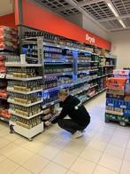 Inskanning av hela butiken i Hemköp Torsplan för kommande lansering av appen Smartshopper.
