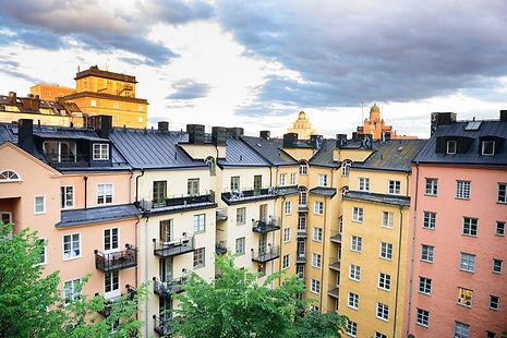Ekonomisk förvaltning i Stockholm