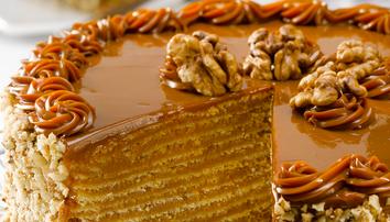 No es torta sino es con manjar