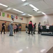 Adapted Aerobic Dance 6