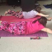 Adapted Yoga Class 1