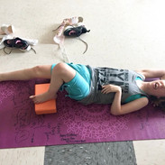 Adapted Yoga Class 12