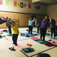 family partner yoga 7