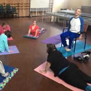 Adapted Yoga Class 7
