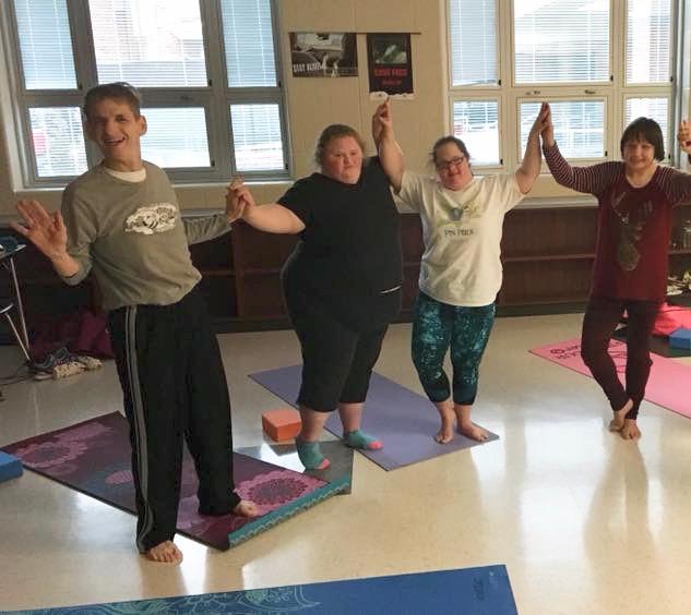 Adapted Yoga Class 10