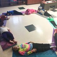 Adapted Yoga Class 4