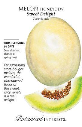 Melon Honeydew Sweet Delight Seeds