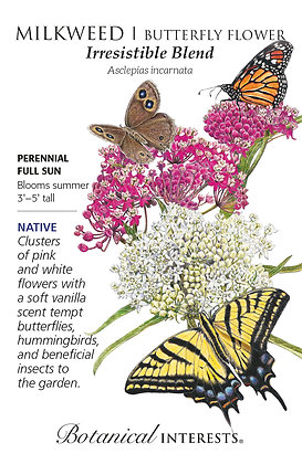 Milkweed Irresistible Blend Seeds