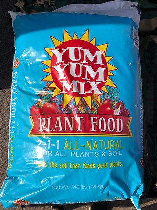 Yum-Yum Plant food 40lb