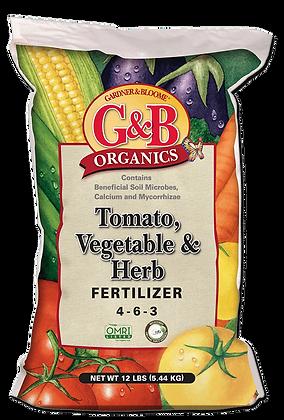 Tomato Veg & Herb Fertilizer 12lb