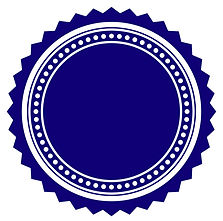 round-rosette-seal-template-vector-20846