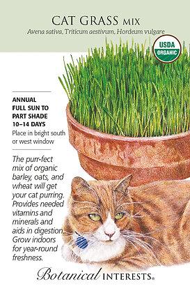 Cat Grass Mix Seeds