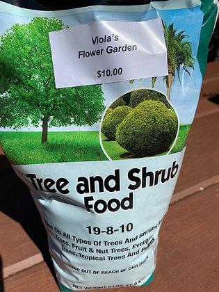 Tree and Shrub Food 4lbs