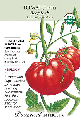 Tomato Pole Beefsteak Seeds