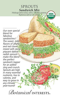 Large- Sprouts Sandwich Mix Seeds