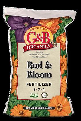 Bud & Bloom Fertilizer 12lb