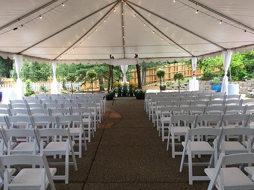 White Tent 30'x 60'