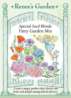 Fairy Garden Mix Seeds