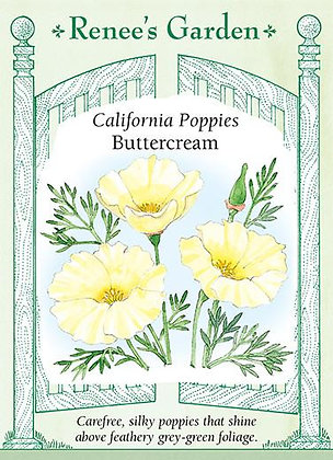 Poppy Cali Buttercream Seeds
