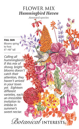 Large-Hummingbird Haven Seeds