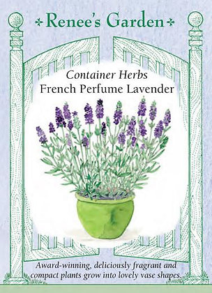 Lavender Container Perfume Seeds