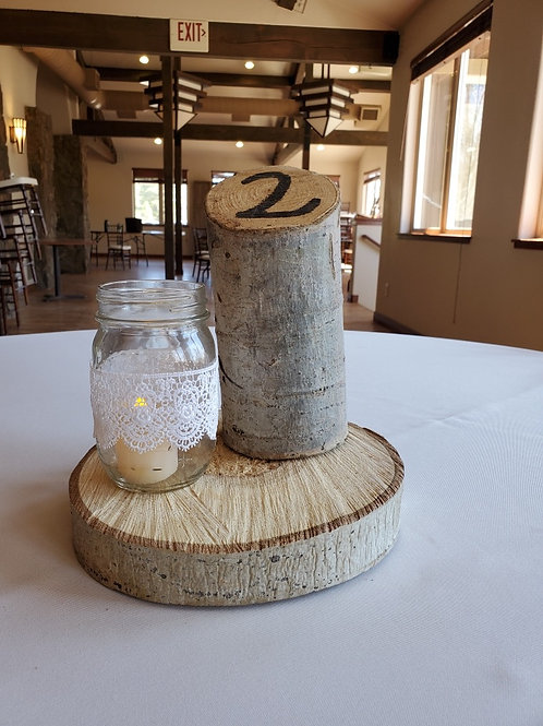 Aspen Log Table Numbers
