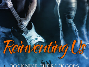 Cover Reveal & Pre Order, Reinventing Us