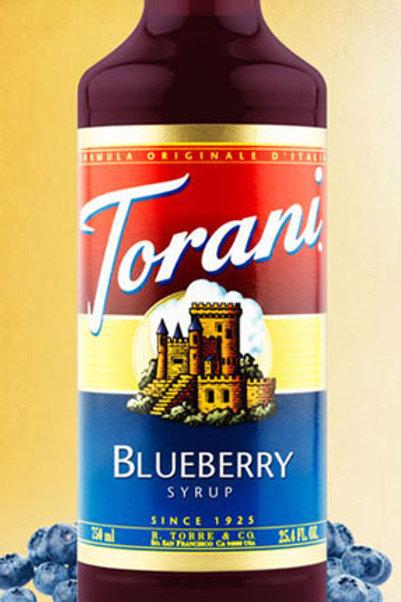 Torani Blueberry Syrup