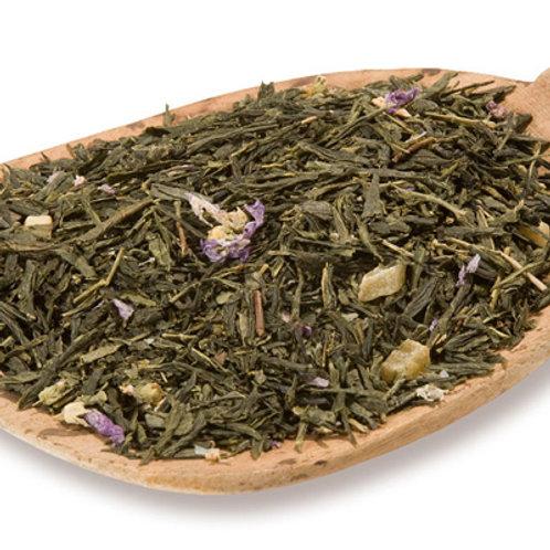 Blue Mango Naturally Flavoured Green Tea  Loose Tea