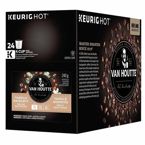 Van Houtte Vanilla Hazelnut K-Cups (24pk)