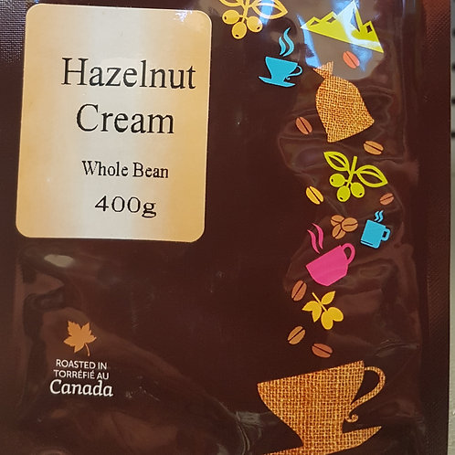 Hazelnut Cream (400g)