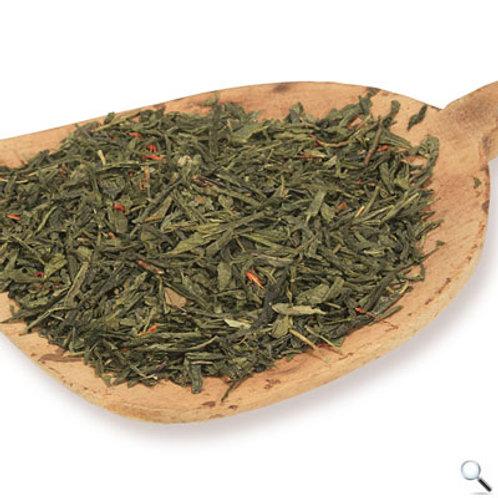 Hermes Orange Naturally Flavoured Green Tea  Loose Tea