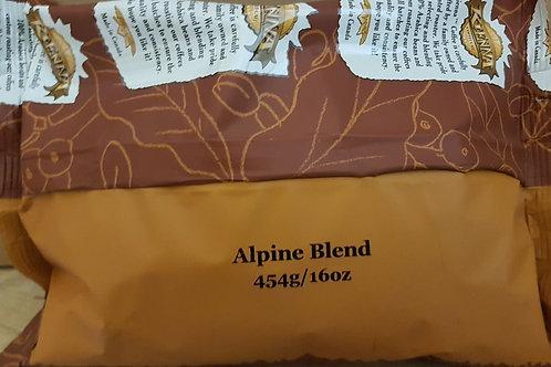 Alpine Blend  (1lb Bag or case of 10 x 1lb)