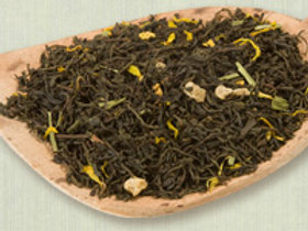 Lemon Ginger Naturally Flavoured Black Tea Loose Tea
