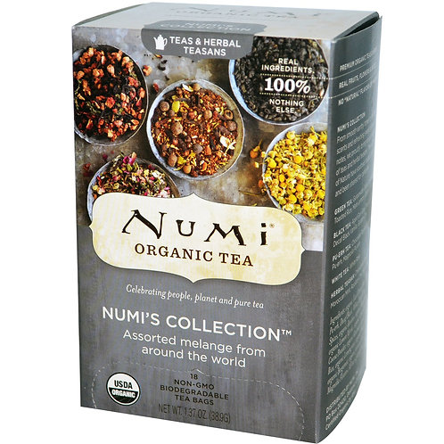 Numi's Collection (18pk)