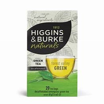 Higgins & Burke Forest Valley Green  (20pk)