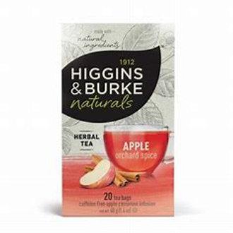 Higgins & Burke Apple Orchard Spice Tea (20pk