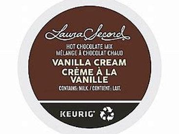 Laura Secord Vanilla Cream Hot chocolate (24pk)
