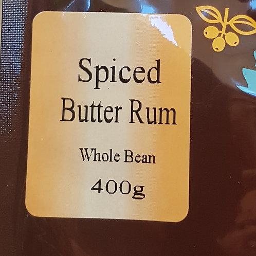 Spiced Butter Rum  (400g)
