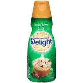 International Delight Irish  Creamer (473ml Bottle)