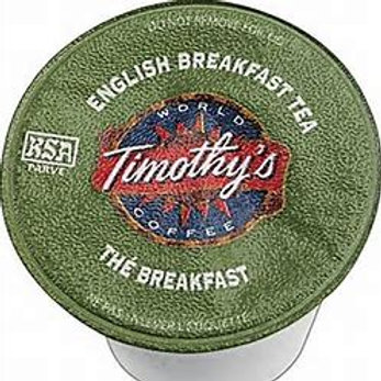 Timothy's English Breakfast Tea (24pk)