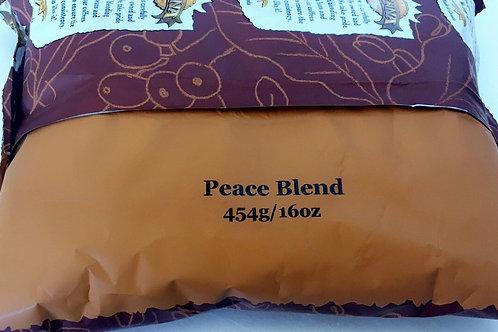 Peace  Blend (1lb Bag or case of 10 x 1lb)