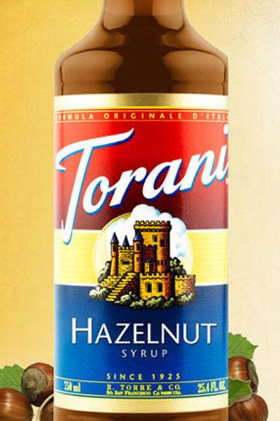 Torani  Hazelnut  Syrup
