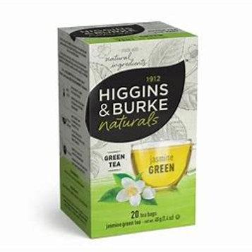 Higgins & Burke Jasmine Green (20pk)