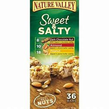 Nature Valley Sweet & Salty (36pk)