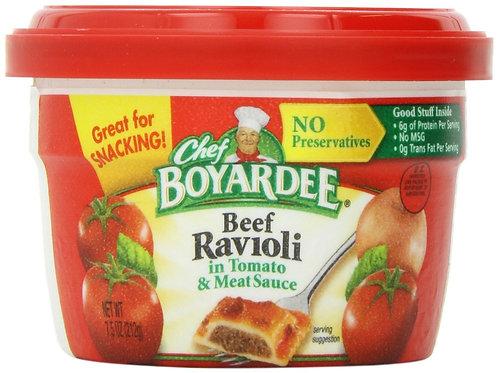 Chef Boyardee Bowl