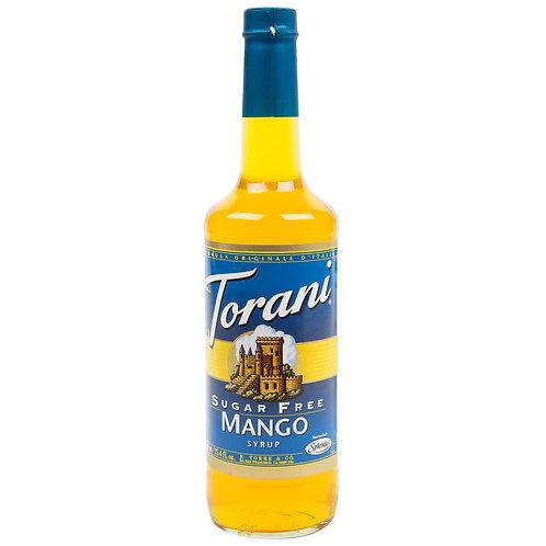 Torani Sugar Free  Mango   Syrup