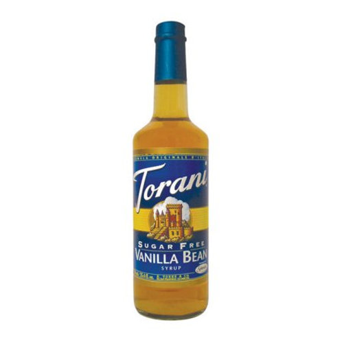 Torani Sugar Free Vanilla  Bean Syrup