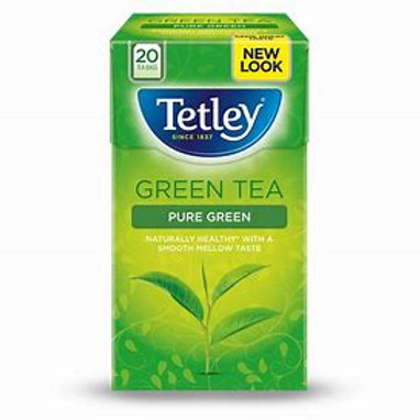 Tetley Green Tea (25pk)